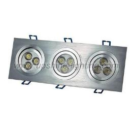 ไฟ LED 9 1W Ceiling downlight ceiling spotlight bu