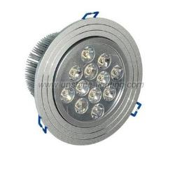 ไฟ 12x1W high power LED ceiling downlight Edison