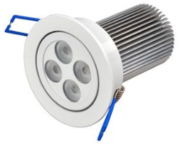 ไฟ 4 3W high power LED ceiling downlight ceiling r