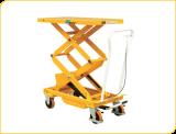 รถยกลาก Manual Lift Table
