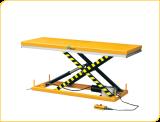 รถยกลาก  Electric Large Stationary Lift Table