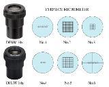 อุปกรณ์กล้องจุลทรรศน์ DFSW 10X, DFHW 10X