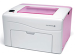 DocuPrint CP105b Fuji Xerox Laser Printer Color Pink