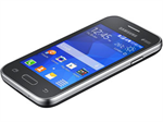 SAMSUNG Galaxy Young2 Smartphone (SM-G130HZADTHL) Black