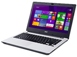 Acer Aspire E5-411-C7CF Pearl White Notebook (NX.MQDST.006)