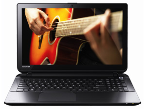Toshiba Satellite L50D-B201BX (PSKURL-006003) Notebook Black