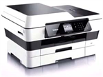 Brother MFC-J3720 Multifunction InkBenefit Printer A3