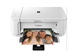 Canon PIXMA MG3570 All-in-One InkJet (สีขาว)