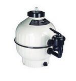 เครื่องกรองน้ำ Side mounted Cantabric filter ถังกรองทรา