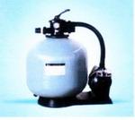 เครื่องกรองน้ำ PUMP SAND FILTER SYSSTEM