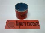 เทปงานพิสูจน์หลักฐาน วัตถุพยาน EVIDENCE SEALING TAPE