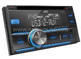 วิทยุติดรถยนต์JVC KW-R400