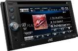 วิทยุติดรถยนต์JVC KW-AV50