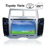 วิทยุติดรถยนต์TOYOTA YARIS