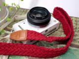 สายคล้องกล้อง Ciesta Vintage Red