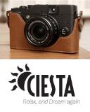 เคสกล้อง Ciesta สำหรับ Fuji X10