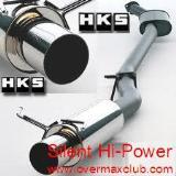 ท่อสูตรแต่ง HKS Silent Hi-Power