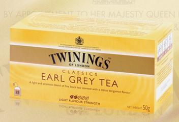 ชา Earl Grey Tea เอิร์ล เกรย์