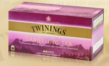 ชา Darjeeling ดาร์จีลิง