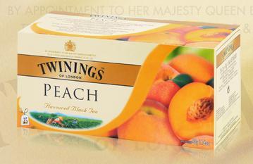 ชา Peach พีช
