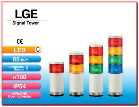 ระบบไฟสัญญาณแบบชั้น Signal Tower LGE