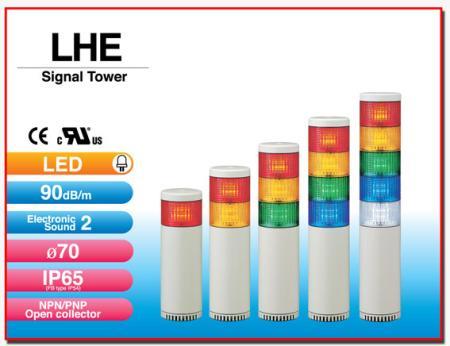 ไฟสัญญาณเตือนแบบชั้น Signal Tower LHE