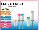 ไฟสัญญาณเตือนแบบชั้น Signal Tower LME-S / LME-Q