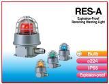 ไฟสัญญาณเตือนแบบหมุน RES-A