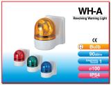 ไฟสัญญาณเตือนแบบหมุน WH-A