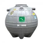 ถังบำบัดน้ำเสีย ดอส Dcm 40000 GD  (WT2010)