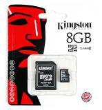 เมมโมรี่การ์ด KINGSTON MICRO SDHC 8GB