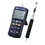 เครื่องวัดความเร็วลม TES-1340-TES-1341
