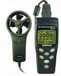 เครื่องวัดความเร็วลม TM-411/TM-414
