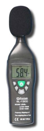 มิเตอร์วัดระดับความดังเสียง  SL-1300