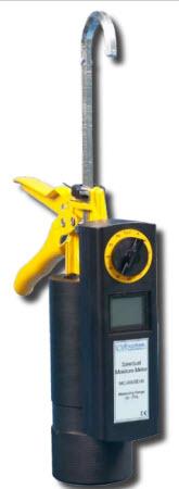 เครื่องวัดความชื้นเศษไม้ MC-600SD A/B