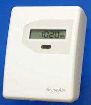 เครื่องวัดก๊าซคาร์บอนไดอ๊อกไซด์ แบบติดตั้งกับที่ eSENSE