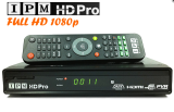รีซีฟเวอร์ IPM รุ่น HD Pro
