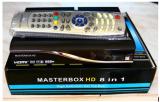 เครื่องรับสัญญาณ HD MASTER BOX 8 in 1