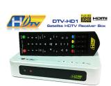 เครื่องรับสัญญาณ HD DTV HD