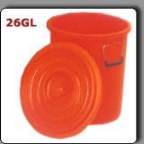 ถังน้ำพลาสติก 26 GL