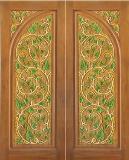 ประตูไม้ PD-204 C