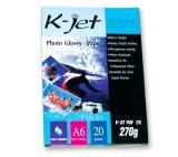 กระดาษอิงค์เจ็ท K-JET PGW 270g