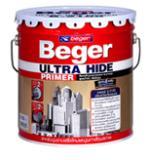 สีรองพื้นปูนอเนกประสงค์ Beger Ultra Hide Primer B-2100