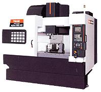 เครื่องกลึง CNC (Vertical Center Nexus  MAZAK 510C)