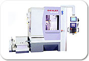 เครื่องเจียร (Closed Loop Linear Motor CNC Profile Griders Grinders CHEVALIER FGP-608LM)
