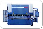 เครื่องพับโลหะแผ่น (Synchro Hydraulic Press Brakes  DURMA 35135)