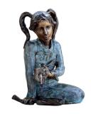 รูปปั้นผู้หญิง SBF1-017