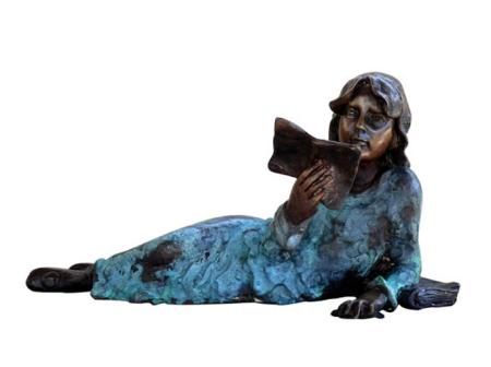 รูปปั้นผู้หญิง SBF1-019