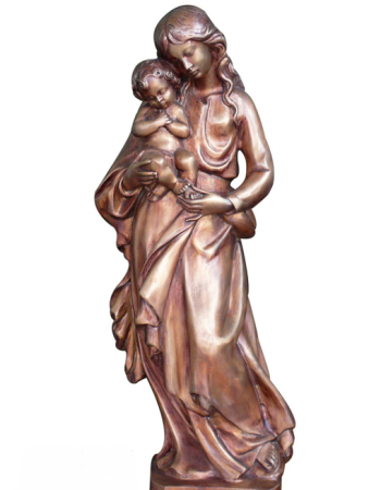 รูปปั้นผู้หญิง SBF1-025