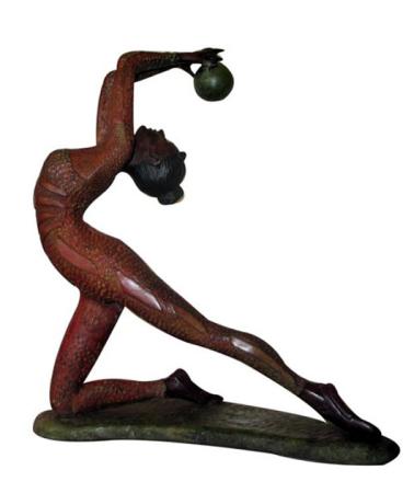 รูปปั้นผู้หญิง SBF2-009